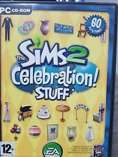 The Sims 2 Celebration Stuff Expansion Pack  - PC GAME - FREE POST