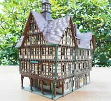 EXCELLENTLY DETAILED KIBRI URACH RATHAUS/TOWN HALL HO ***** EXC