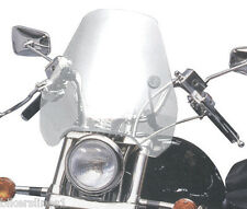 AIRBLADE CUSTOM BLADE SCREEN - CLEAR WITH CHROME FITTING KIT