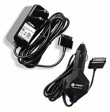 Pwr+® AC+Car Charger for Asus Transformer Pad Infinity Tf700 Tf700t; Epad-01