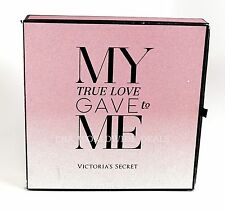 Victoria's Secret 12 Lace Cotton Thongs Gift Set One Size In Glitter Box
