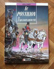 LE POSTILLON 1 CE QU'A VU LE VENT DE L'EST SAVEY EO TBE (C44)