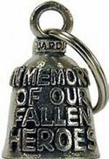 IN MEMORY OF FALLEN HEROES GUARDIAN BELL gremlin mod harley dyna softail chopper