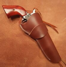 OWB Western Heritage Rough Rider Cross Draw Gun Holster for 6 1/2 inch barrel