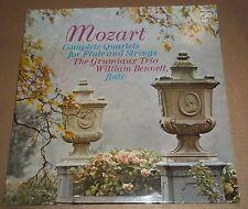Grumiaux Trio/William Bennett MOZART Flute Quartets - Philips 6500 034 SEALED