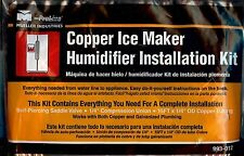 Mueller Industries Copper Ice Maker Humidifier Kit  993-012