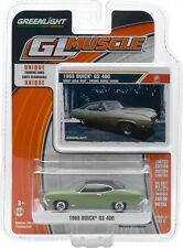 Greenlight Muscle Series 12 1/64 - 1968 Buick GS 400 - Ivory Gold Mist
