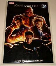 FANTASTIC FOUR : THE MOVIE  Marvel Softback GRAPHIC NOVEL BOOK 2005 VFN/ NM