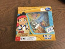 Jake and the Neverland Pirates Pop-up Game New