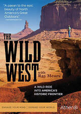 The Wild West with Ray Mears New DVD