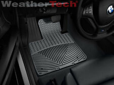 WeatherTech® All-Weather Floor Mats - 2007-2013 - BMW X5 - Black