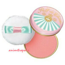 Shiseido Majolica Majorca Puff de Cheek Blush PK301 Peach Macaron 7g New