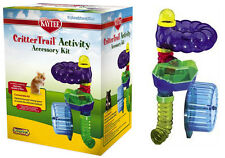 Kaytee CritterTrail Accessory Activity Kit. Crittertrail Hamster & Gerbil Cages