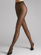 Wolford Collant, satin opaque 50 tights * wineberry * xs *