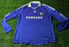 CHELSEA PLAYER ISSUE 2008-2009 FOOTBALL SHIRT JERSEY HOME ADIDAS ORIGINAL