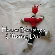 House Blessings Voodoo Doll Peace Home Family Safety Love Ritual Spell Kit