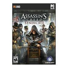 Assassin's Creed: Syndicate -- Limited Edition (PC, 2015)