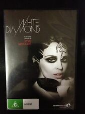 WHITE DIAMOND - A PERSONAL PORTRAIT OF KYLIE MINOGUE - AS NEW DVD - **FREE POST