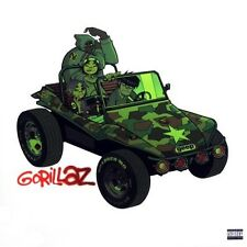 GORILLAZ - GORILLAZ 2x Vinyl LP Reissue (NEW/SEALED) Clint Eastwood