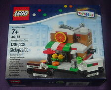 LEGO  BRICKTOBER  PIZZA PLACE  SEALED NEW TOYS R US EXCLUSIVE  2014  40181