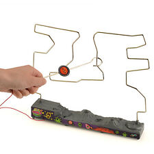 Grafix Beat The Buzzer Buzz Wire Activity Game Steady Hand Skill Kids Toy Game