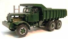 Mack FCSW Chain Drive Off Road Dump Truck Kit 1/87 Scale By Don Mills Models