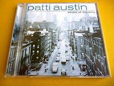 PATTI AUSTIN Street of dreams