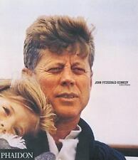 John Fitzgerald Kennedy A Life in Pictures Over-sized Hardcover Book Dust Jacket