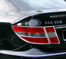 MERCEDES CLC CL203 2008 ON  Chrome Rear Light Trim