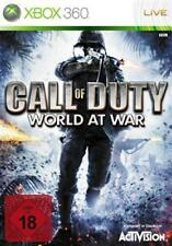 Xbox 360 Call of Duty World at War  Neuwertig