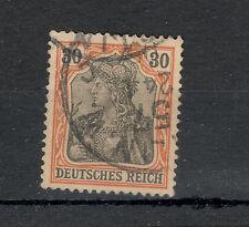 GERMANY REICH (Deutsches Reich)-USED STAMP-1915.