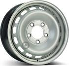 Cerchi in ferro 9495 6x16 5x130 ET66 Renault Master IV DA 2003-2010