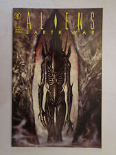 Aliens Earth War Bolton Verheiden Kieth #3 Dark Horse Comics September 1990 NM