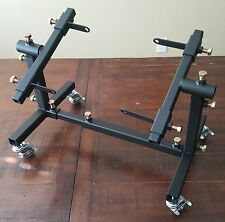 Father Moto Motorcycle Engine Stand - W/Casters