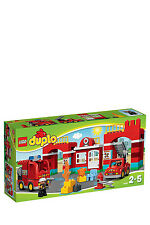 NEW Lego Duplo Fire Station 10593