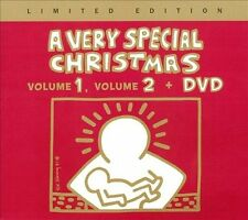 Various Artists - A Very Special Christmas Volume 1 & 2 CD Very Good