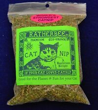 Ratherbee Bulk 1 oz Eco-Grown world's strongest cat nip