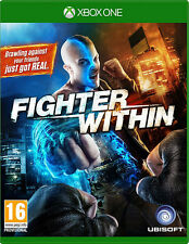 Fighter Within ~ XBox One Kinect game (in Great Condition)