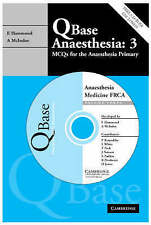 Qbase Anaesthesia: Volume 3, MCQs in Medicine for the FRCA: MCQs in Medicine for