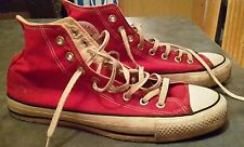 Converse Chucks made in USA, Rosso Vintage dalle 90ern