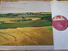 89 764 Nielsen Violin Concerto / Helios Overture / Varga / Semkow