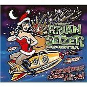 Brian Setzer - Christmas Comes Alive! (2010)