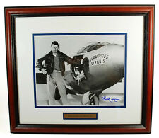 Chuck Yeager, Bell X-1 Signed Limited Edition Easton Press  COA Framed Rare