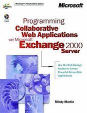 Programmazione collaborative di applicazioni Web con Microsoft ® Exchange Server 2000