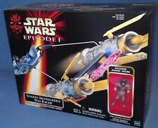 Star Wars Episode I Anakin & Sebulba's Pod Racers w/ figures, Hasbro, new sealed