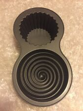 WILTON Large 3-D Cupcake Cake Pan Birthday Graduation EUC