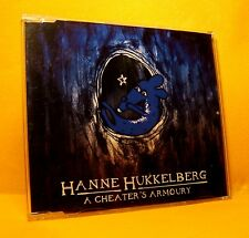 MAXI Single CD Hanne Hukkelberg A Cheater's Armoury 2TR + Video 2007 Future Jazz