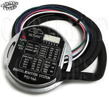 Ultima Programmable Single Fire Ignition Module (aka Dynatek 2KiP) for Harley