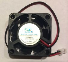 12V Mini Cooling Computer Fan - Small 40mm x 10mm DC Brushless 2-pin US SHIPPING