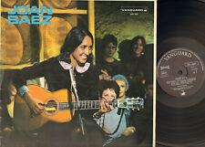 JOAN BAEZ Same Self Titled LP 1961 Vanguard SELFTITLED